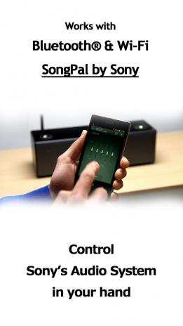 Sony | Music Center (SongPal)5 13 1 tải APK dành cho Android