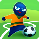 FootLOL: Crazy Soccer. Action Football game
