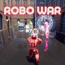 Robot Shooting War Games: Robots Battle Simulator
