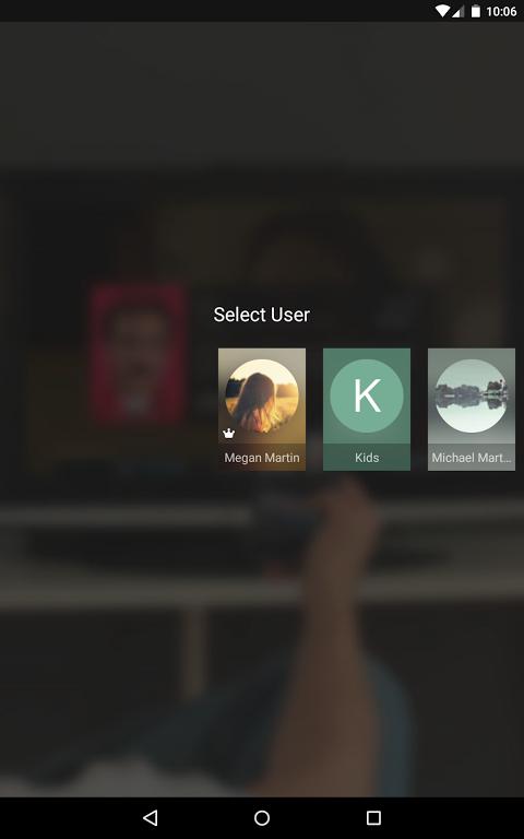 Plex screenshot 2