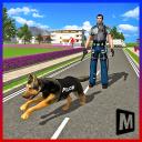 Policehund vs Stadt Kriminelle