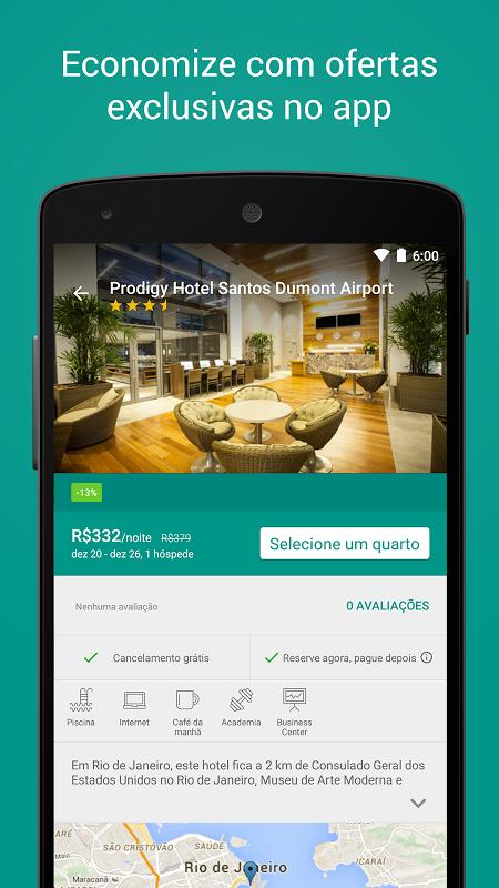 Expedia: hotéis, voos e aluguel de carros screenshot 1
