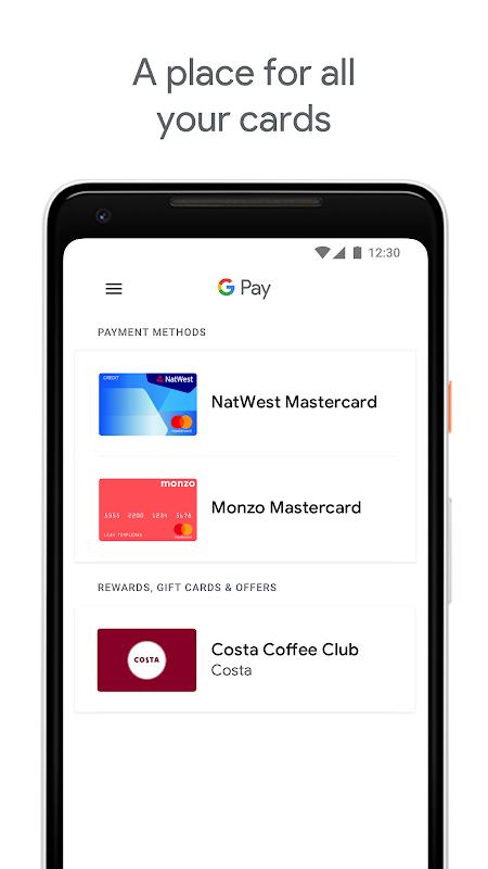 Android Pay screenshot 6
