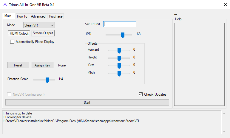 trinus aiovr 0.6.1 license key