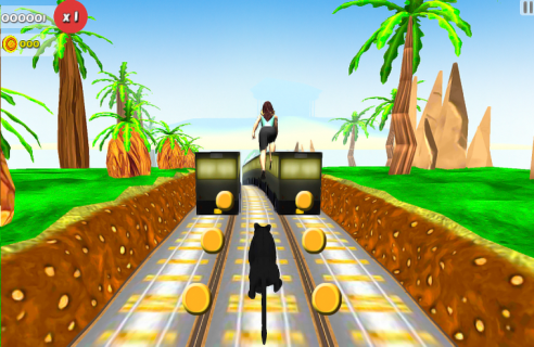Subway Temple Run 3 screenshot 2