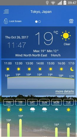 Weather Forecast pro 43 Download APK for Android - Aptoide