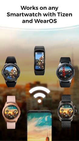 Camera Remote: Wear OS, Galaxy Watch, Gear S3 App 1 5 15-ps Download