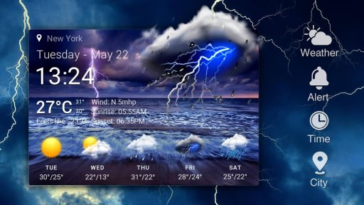 news weather and updates daily screenshot 7