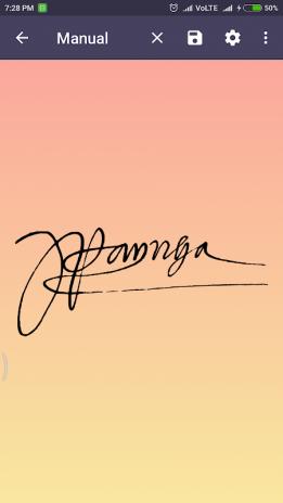 Signature Creator7 0 1 tải APK dành cho Android - Aptoide