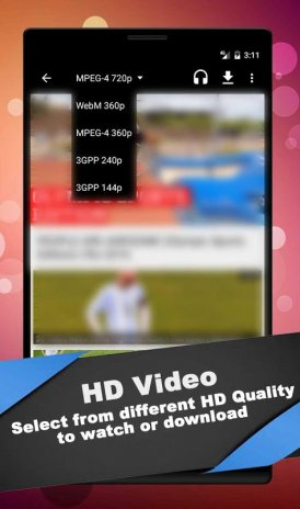 HD Video Downloader - Downlaoad Any video in HD 1 1 Download APK for
