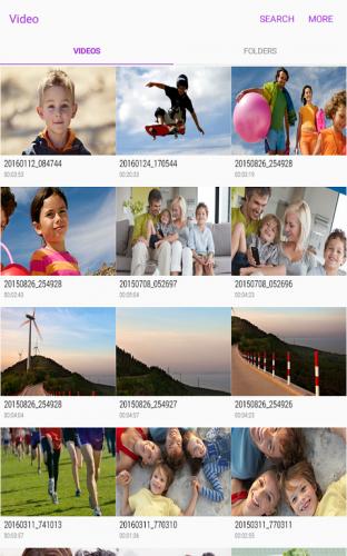 Samsung Video Library screenshot 10