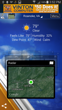 com wsls android weather 4 3 601 Download APK for Android