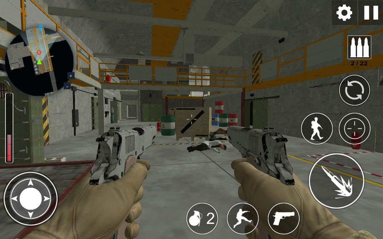 World War 2 : WW2 Secret Agent FPS screenshot 2