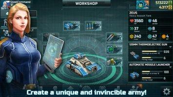 Art of War 3: PvP RTS modern warfare strategy game Screen
