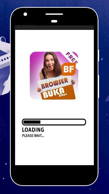 BF Browser Terbaru ( MekiMax ) - Buka Situs Web screenshot 1