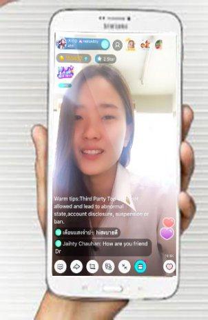 live video app