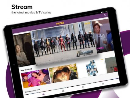 HOOQ: Watch Movies, TV Shows, Live Channels & News screenshot 9