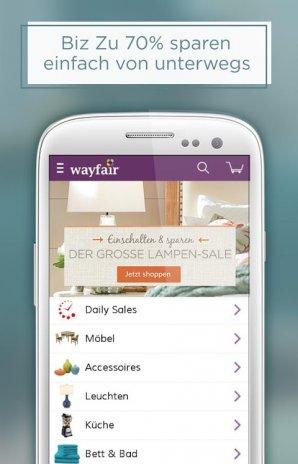 Wayfair - Möbel & Accessoires 4.11.3 Laden Sie APK für Android ...
