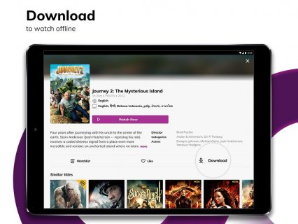 HOOQ: Watch Movies, TV Shows, Live Channels & News screenshot 14
