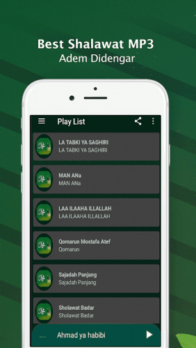 Sholawat Nabi Lengkap Mp3 Offline 6 0 Download Android Apk Aptoide