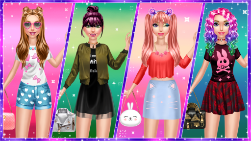 Trendy Fashion Styles Dress Up screenshot 3