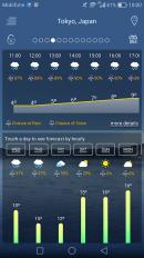 weervoorspelling screenshot 5
