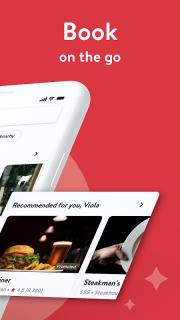OpenTable - Book Restaurants screenshot 5