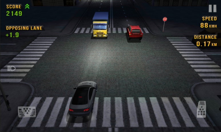 TÉLÉCHARGER TRAFFIC RACER ANDROID UPTODOWN