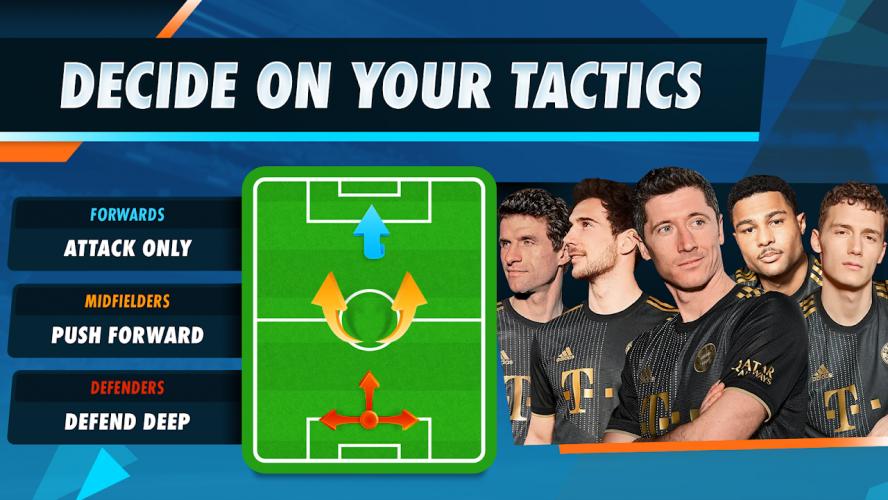 OSM 21/22 - Football Game screenshot 5