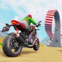 Real Bike Stunt Race 3D