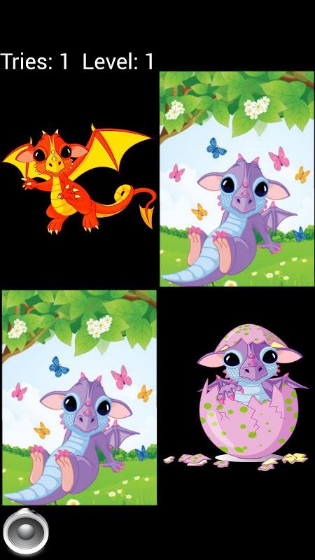 Dinosaur Games for kids screenshot 1