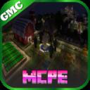 Map City UKS (Halloween Edition) for MCPE
