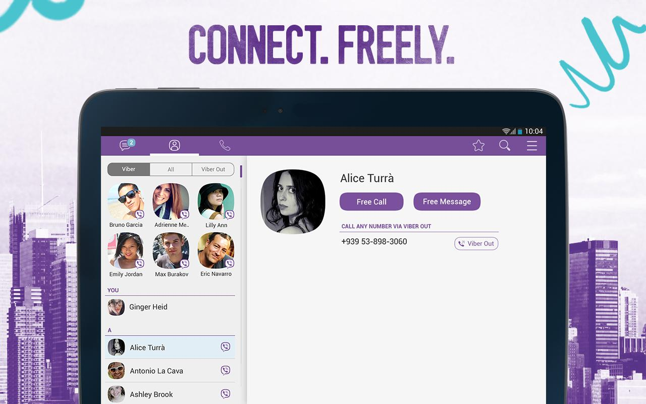 viber android 2.3.6