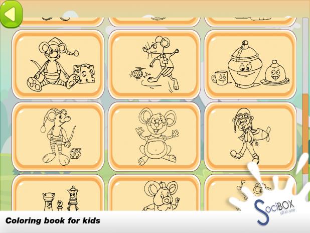 Buku Mewarnai Tikus 1 0 190417 Unduh Apk Untuk Android Aptoide
