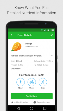 calorie carb fat counter 2 4 0 download apk for android aptoide