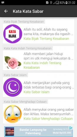 Kata Kata Sabar 1 0 Laden Sie Apk Fur Android Herunter Aptoide