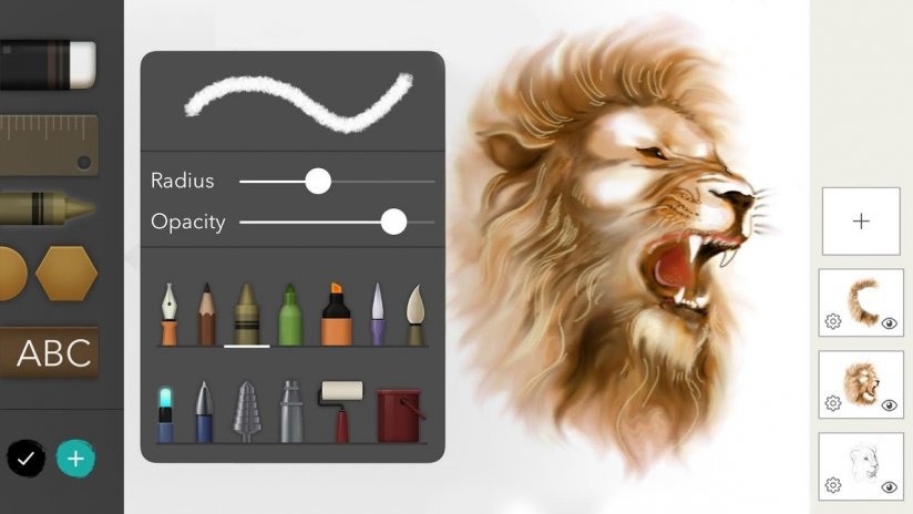 Drawing Desk: Draw,Paint,Color,Doodle & Sketch Pad 5 5 2