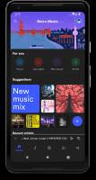 Retro Music Player Screen