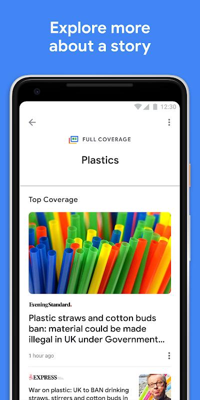 Google Play Newsstand screenshot 2