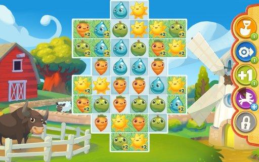 Farm Heroes Saga screenshot 3
