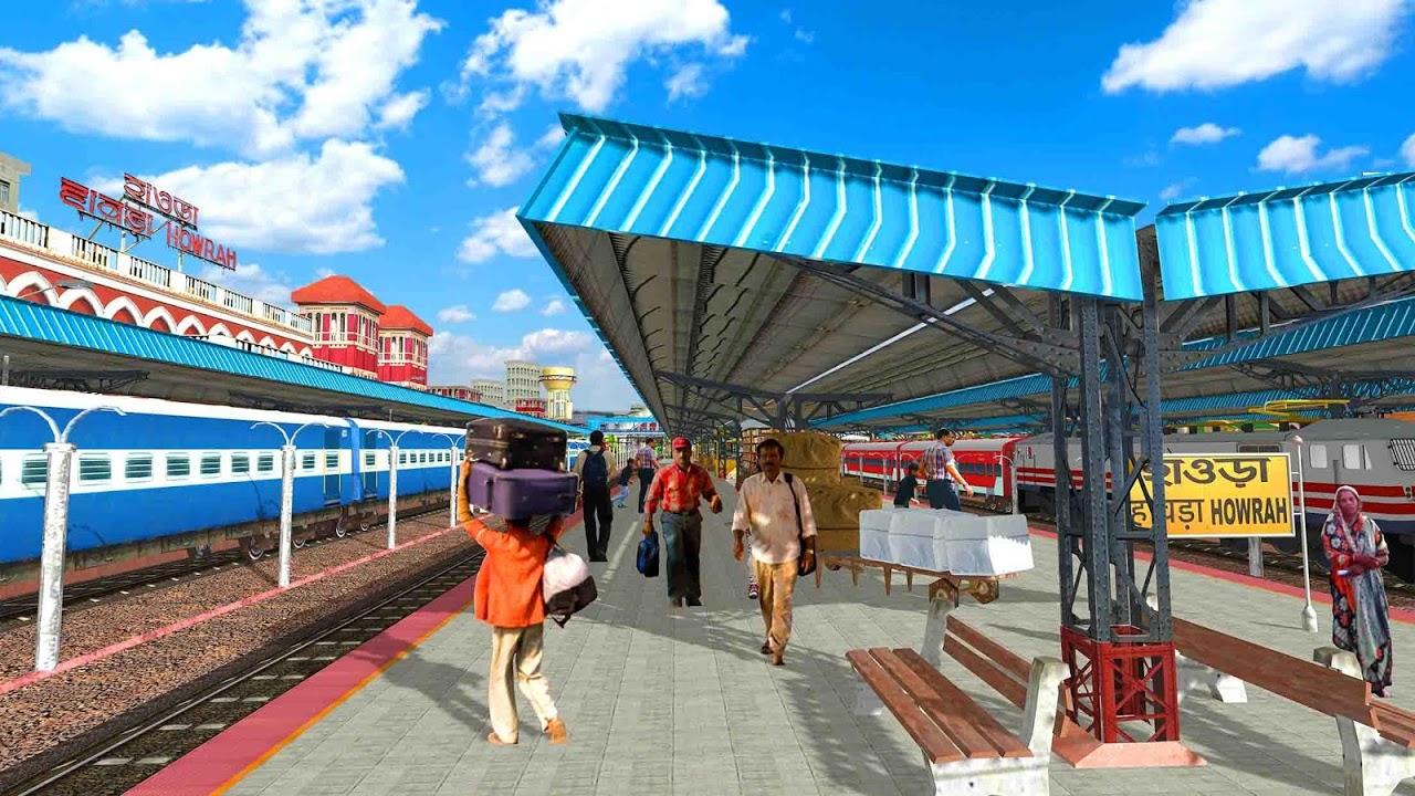 Indian Train Simulator 2018 - Free screenshot 1
