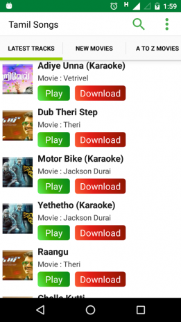Tamil Music On Tamil Songs 3 5 33 Download Apk For Android Aptoide