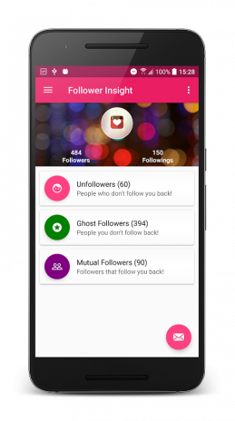 Unfollowers & Ghost Followers Pro for Instagram 2 2 2