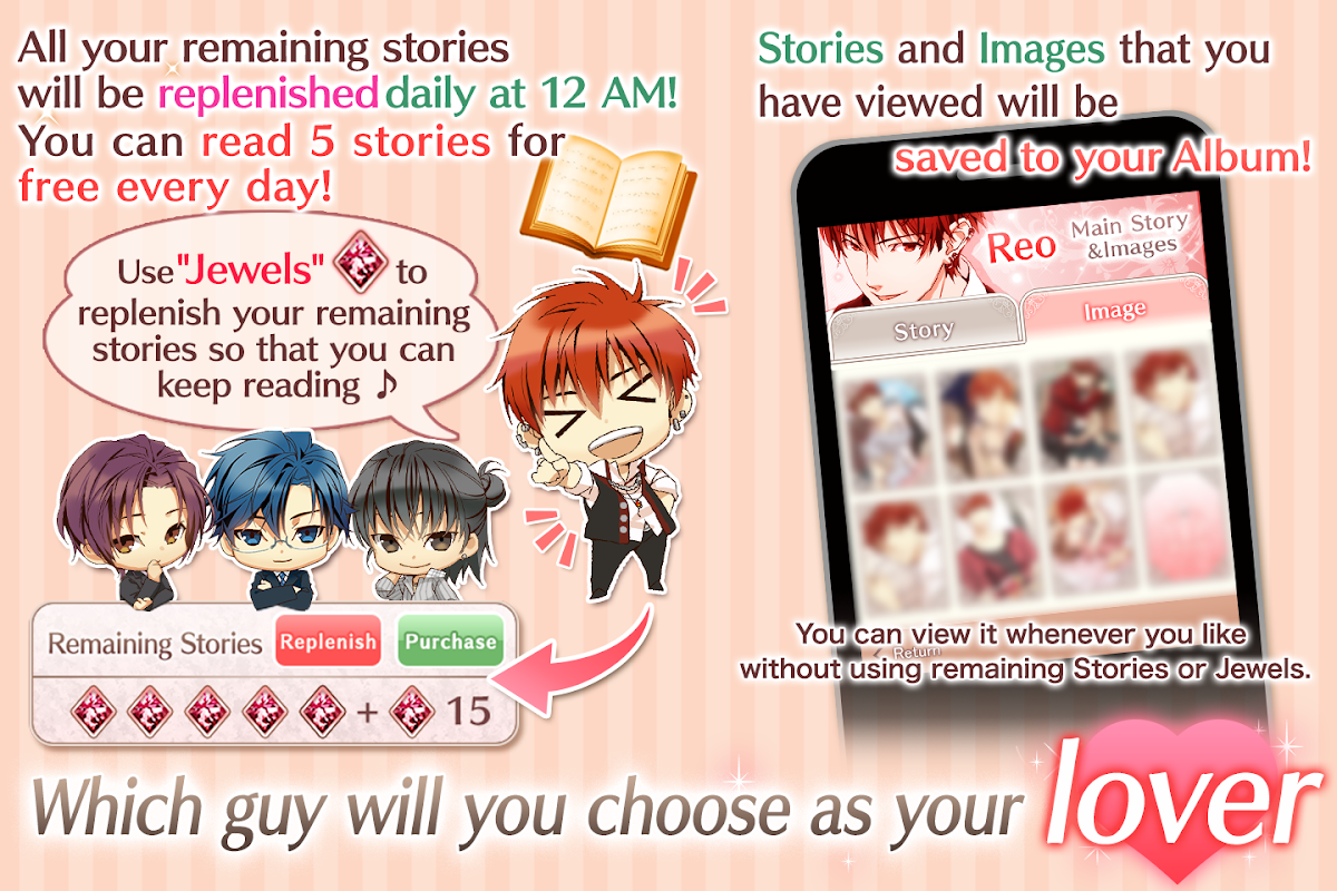 Free dating story games