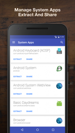Apps Manager Apk Extractor 3 1 Download Apk For Android Aptoide