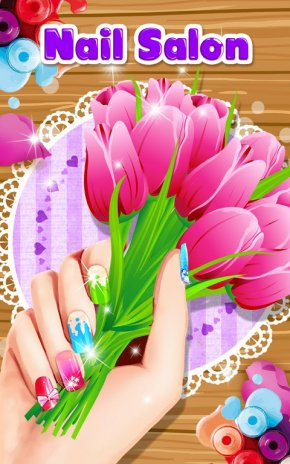 Nail Art Salon Nails Manicure12 Apk Android Aptoide