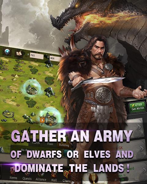 Elves vs Dwarves screenshot 10
