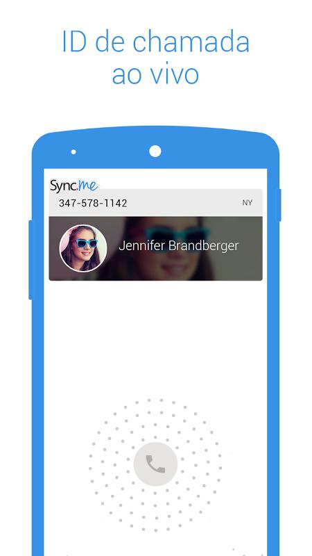 Sync.ME - Caller ID & Block screenshot 1