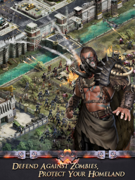 Last Empire - War Z: Strategy screenshot 1