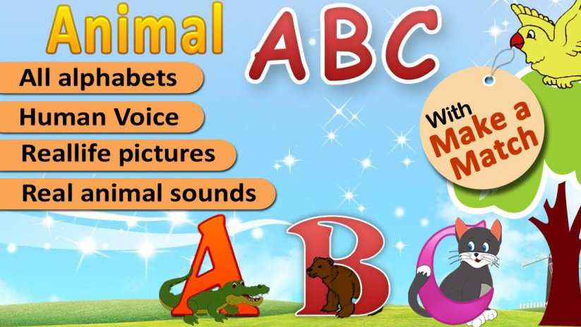 Kids Animal ABC Alphabet sound 6 3 Download APK for Android - Aptoide
